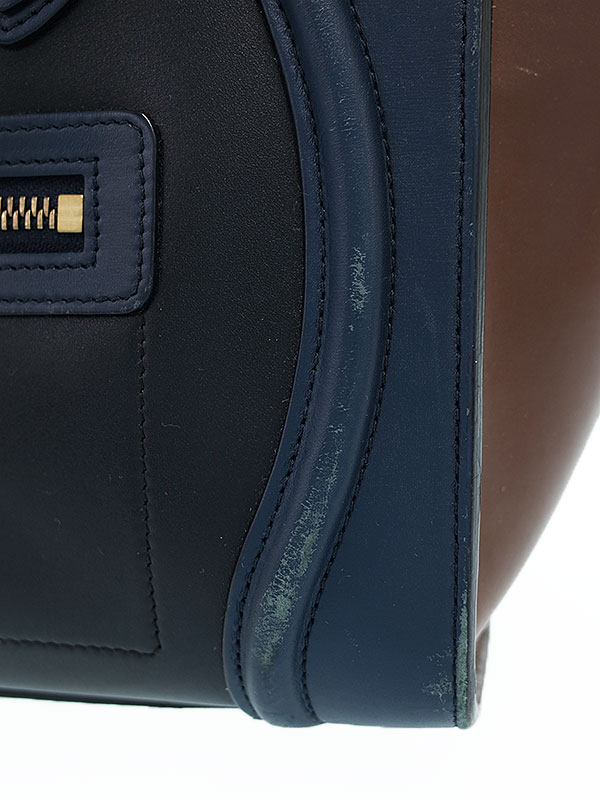 【CELINE】セリーヌ『マイクロショッパートート』167793 レディース ハンドバッグ 1週間保証【中古】