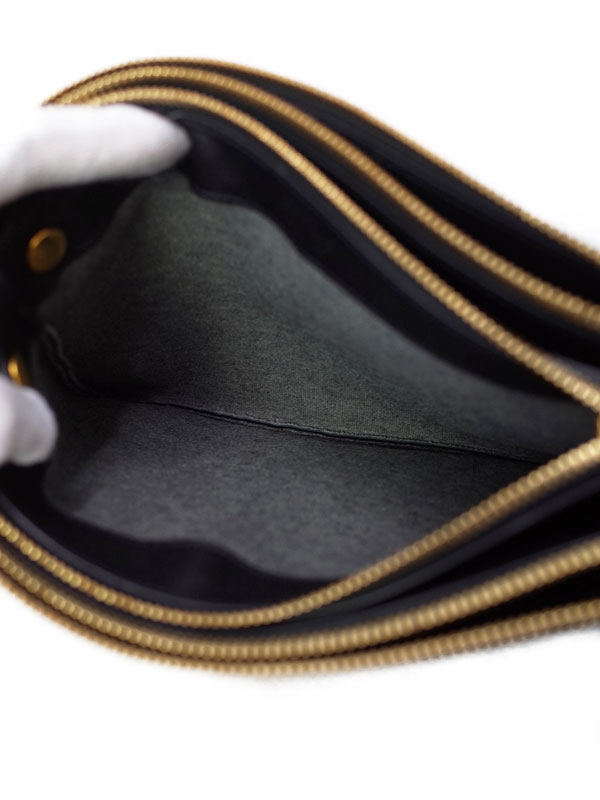 【CELINE】セリーヌ『トリオ ポシェット』レディース ショルダーバッグ 1週間保証【中古】
