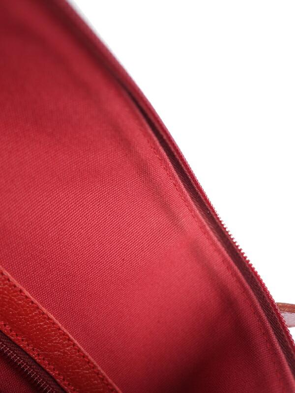 【IL BISONTE】イルビゾンテ『バケツ型 ショルダーバッグ』541410067 レディース 1週間保証【中古】
