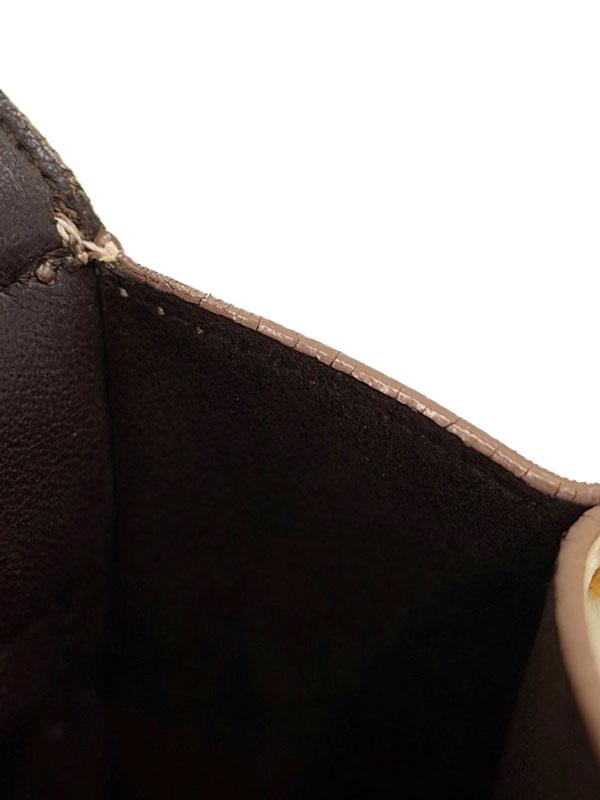 【Salvatore Ferragamo】フェラガモ『スモール ソフィア ガンチーニ 2WAY ハンドバッグ』FZ-21 D570 レディース 2WAYバッグ 1週間保証【中古】