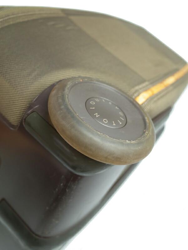 【LOUIS VUITTON】【旅行】【トラベル】ルイヴィトン『ダミエ ジェアン コンケラン65』M93000 メンズ キャリーケース 1週間保証【中古】