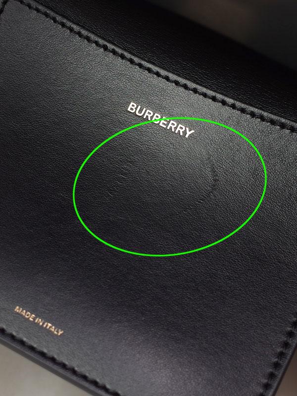 【BURBERRY】バーバリー『チェック柄 2WAYハンドバッグ』レディース 2WAYバッグ 1週間保証【中古】