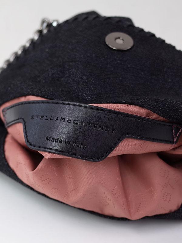 【STELLA McCARTNEY】ステラマッカートニー『ファラベラ シャギー ミニトート』371223 レディース 2WAYバッグ 1週間保証【中古】