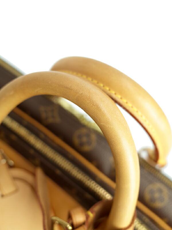 【LOUIS VUITTON】【旅行】【トラベル】ルイヴィトン『モノグラム アリゼ 24h アール ヴァンキャトル』M41399 ユニセックス ボストンバッグ 1週間保証【中古】