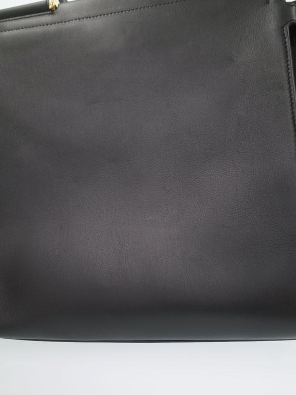 【DOLCE&GABBANA】【SICILY】ドルチェアンドガッバーナ『シシリー ソフト バッグ ラージ』レディース 2WAYバッグ 1週間保証【中古】