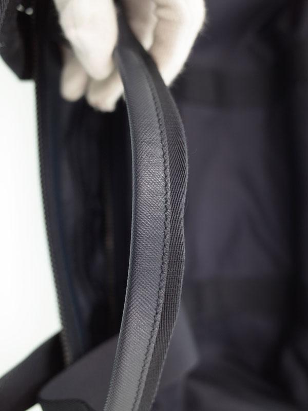 【PRADA】【旅行】【トラベル】プラダ『ナイロン トラベルバッグ』VA0796 ユニセックス ボストンバッグ 1週間保証【中古】