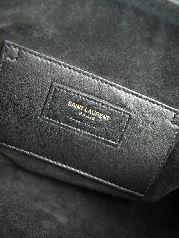 【SAINT LAURENT PARIS】サンローランパリ『クラシック ベイビーダッフル バッグ』332423 レディース 2WAYバッグ 1週間保証【中古】