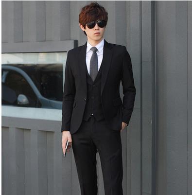 ea991454b6826 大人気新品! 紳士スーツセット セットアップ パーティー 卒業式スーツ 3 ...