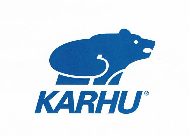その名はフィンランド語で【熊】を意味するカルフ/KARHU