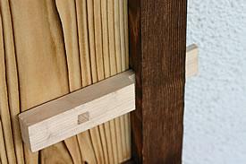 ランマ木戸の鍵部分