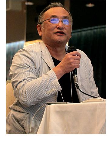 岸本栄司塾長 (株)イージー