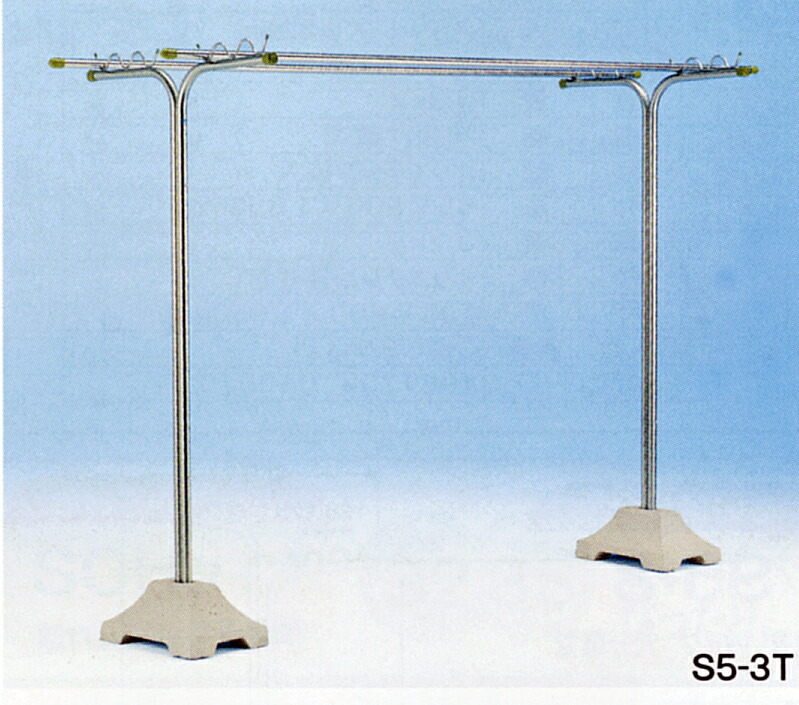 ステンレス 物干台S5-8T