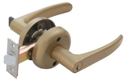 交換用レバー鍵付間仕切り錠