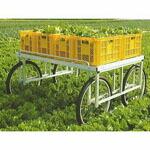 農業用収穫・花用台車 二輪、四輪