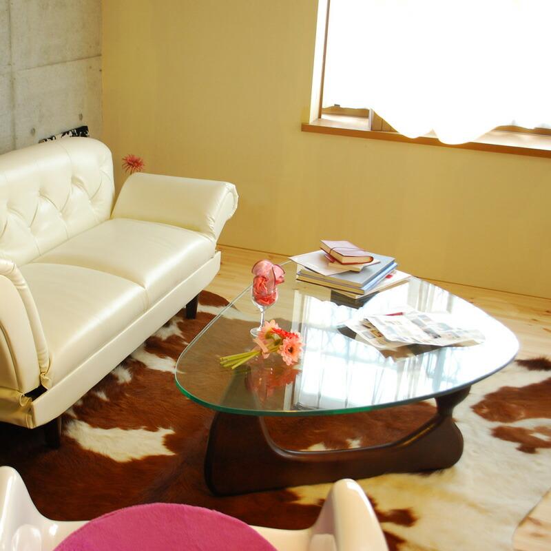 木製センターテーブル激安販売イサム・ノグチ輸入家具