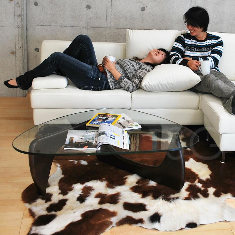 アッシュ材のノグチテーブル激安高級輸入家具を送料無料