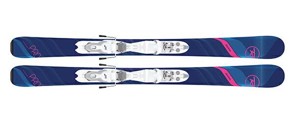 Rossignol 2019 Experience Pro 116cm JR Skis w//Kid-X 4 B76 Bindings