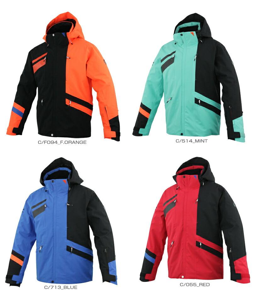ON・YO・NE〔オンヨネ スキーウェア ジャケット〕<2020>TEAM OUTER JACKET〔チームアウタージャケット〕 ONJ92400【送料無料】 19 20 NEWモデル