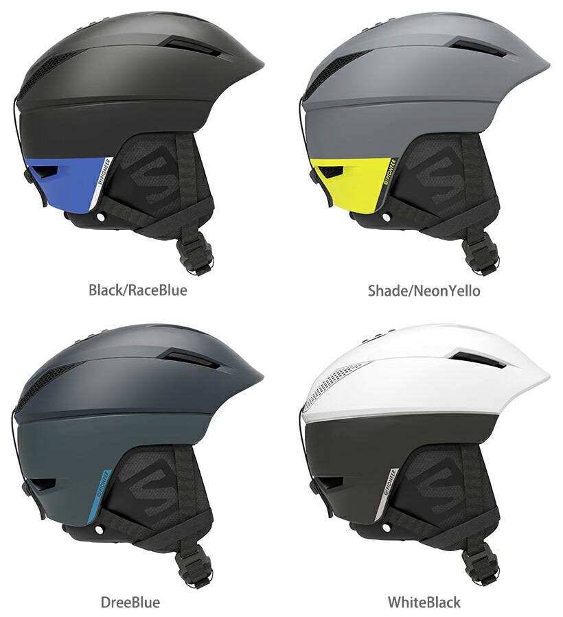 HC〕SALOMON〔Ski Helmet〕<2020>PIONEER C.AIR Ski Gear