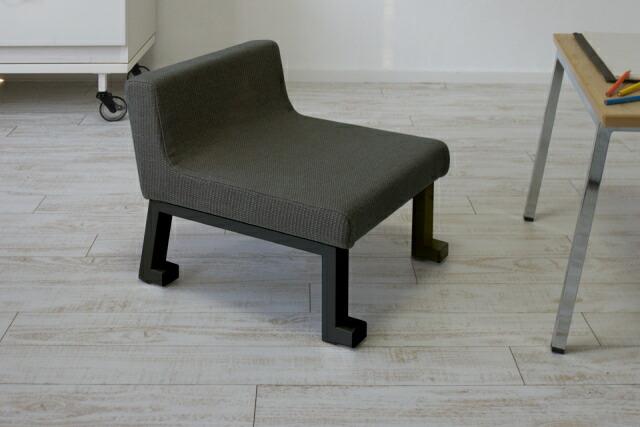 子供椅子(学習椅子)ロンフレンチェア・パピー/ファブリック