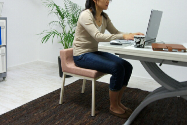 ダイニングチェア(学習椅子)ロンフレンチェア・K9/ファブリック