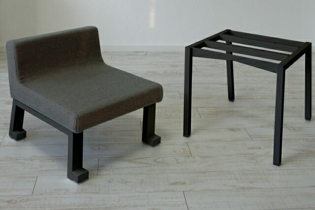 子供椅子(学習椅子)ロンフレンチェア・パピー+K9脚/ファブリック