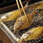 日本海産カレイ一夜干し