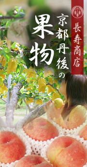 京都丹後の果物