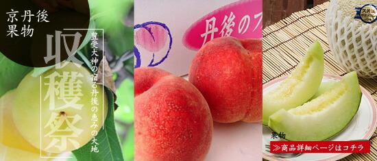 京丹後果物
