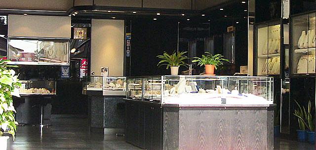 タノー・ダイヤモンド草加ショールーム兼タノー宝石草加店