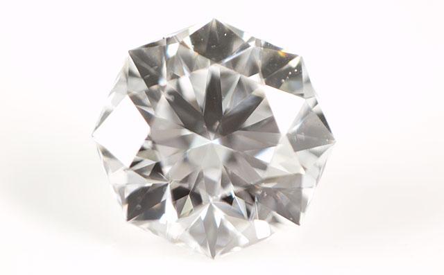 星が見えるダイヤ