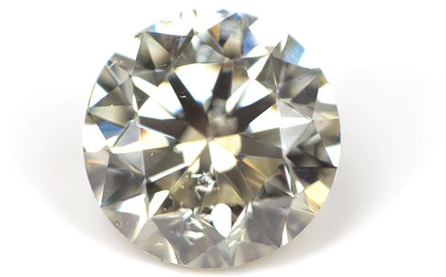 天然カメレオンダイヤモンド画像