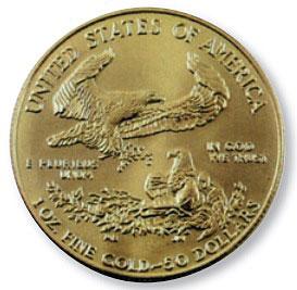 イーグルゴールドコイン画像