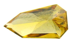 ナチュラルファンシーオレンジダイヤモンド画像