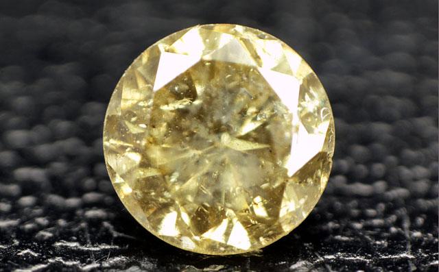 イエローダイヤモンドルース画像