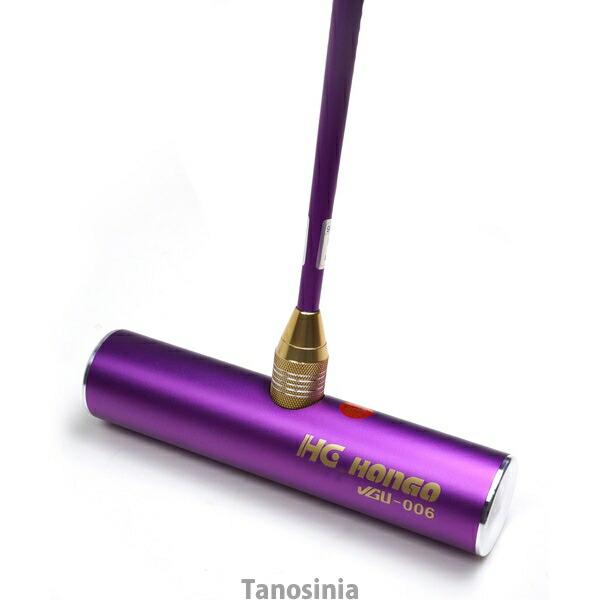 ゲートボール  十ロック式コンパクトズームセット (ヘッド・スティック・専用ケース) SH-1120set HONGO Gate ball
