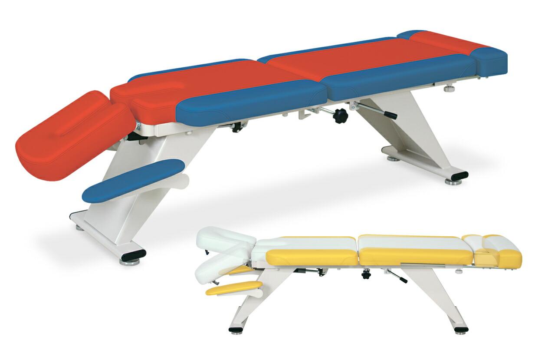 TB-1332 整体治療施術ベッドの高田ベッド