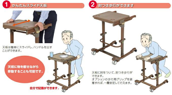 介護用品 歩行器 歩行車