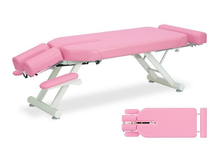 TB-142 整体治療施術ベッドの高田ベッド