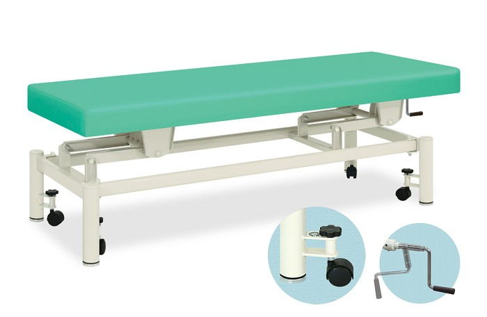 TB-726U 整体治療施術ベッドの高田ベッド