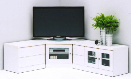 Corner TV Board 3 Piece Set