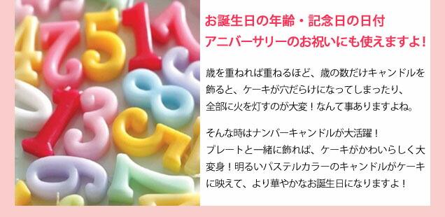 お誕生日・記念日・アニバーサリーのお祝いにも使えますよ