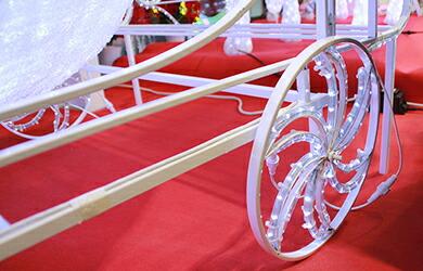 LED馬車(小)車輪