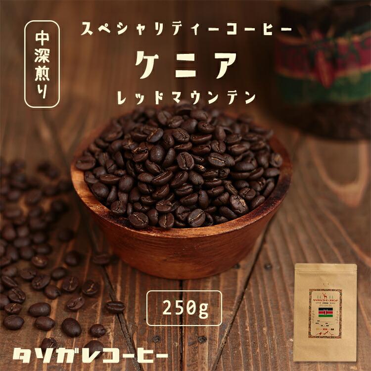ケニア コーヒー豆