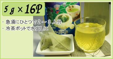 急須に冷茶ポットに便利な5gティーパック