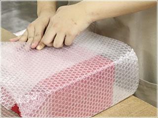 (3) 梱包作業