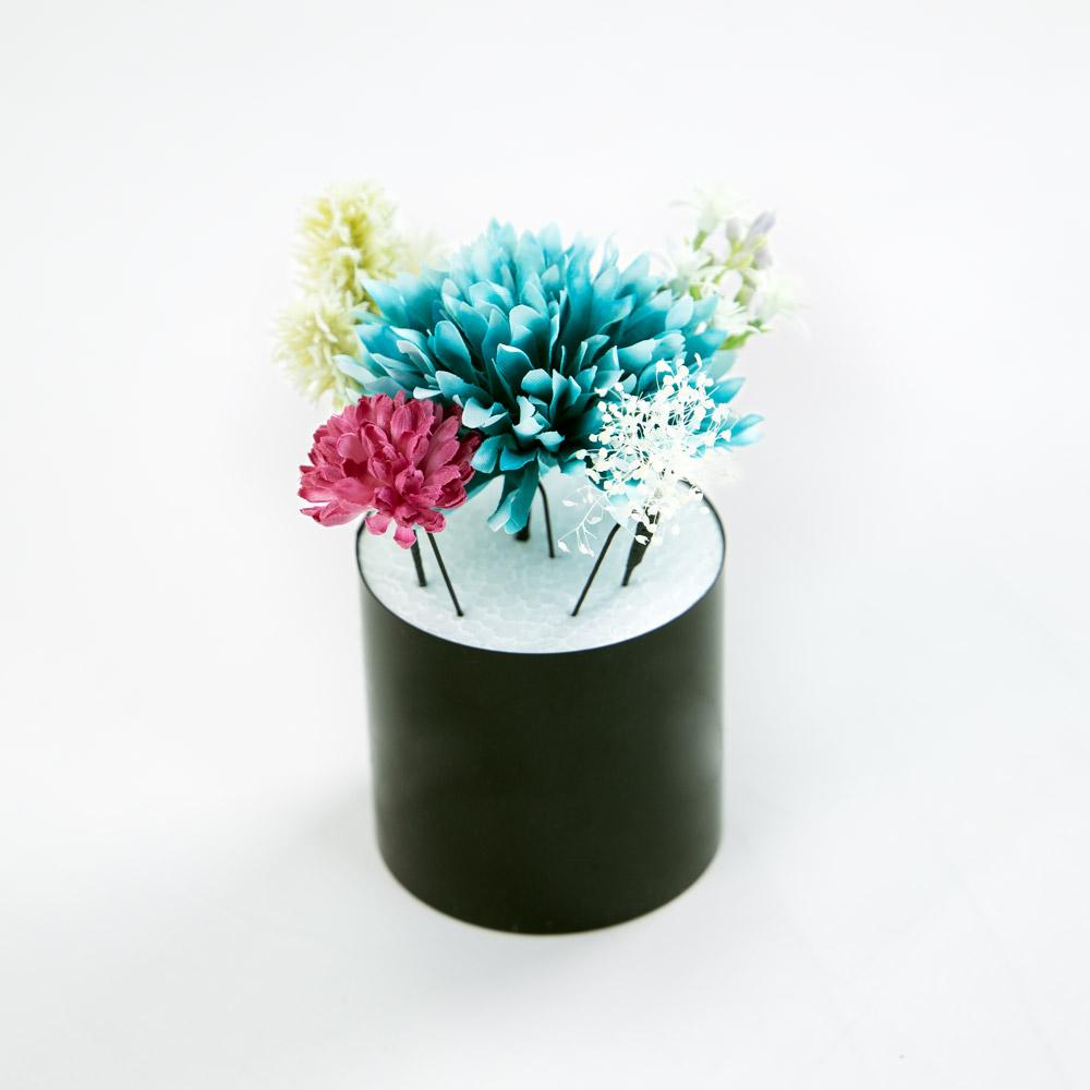ワトモスフィアのバラでも使える可愛い髪飾り5本セット