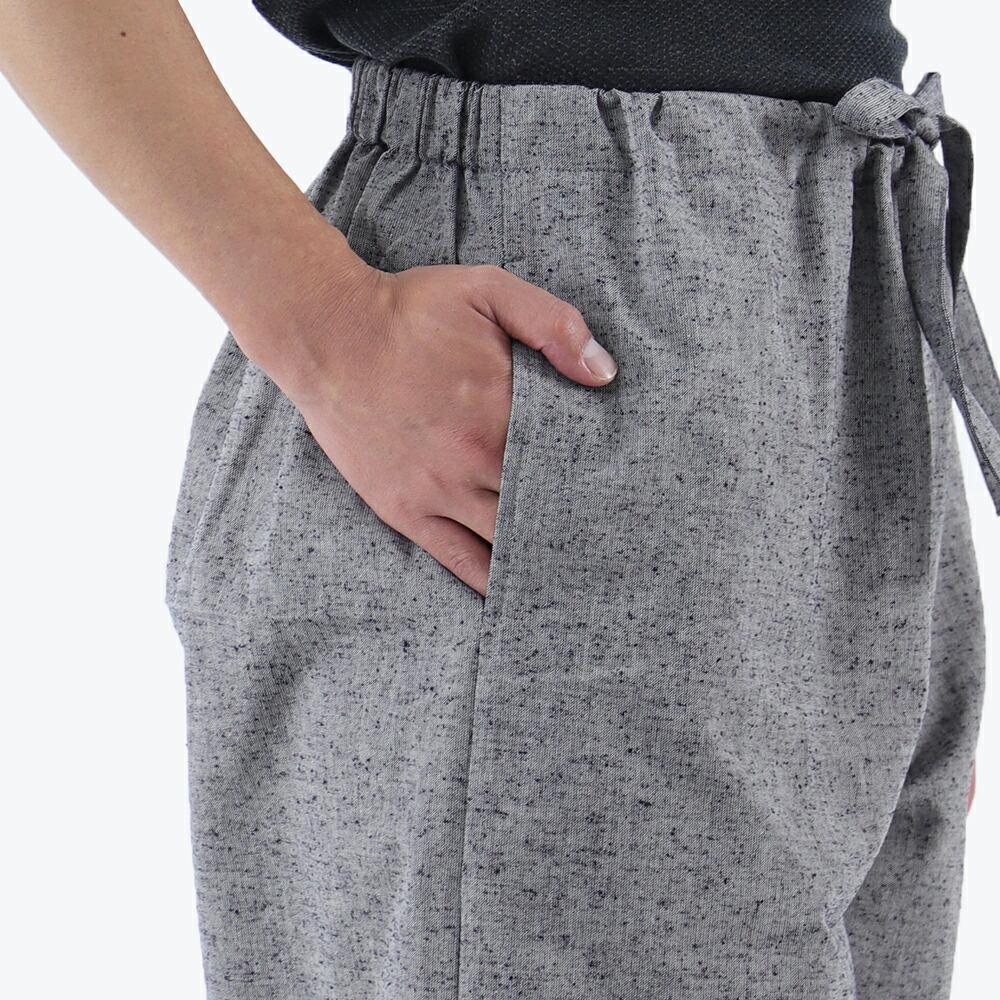 当店オリジナルBOTANシリーズ久留米織作務衣