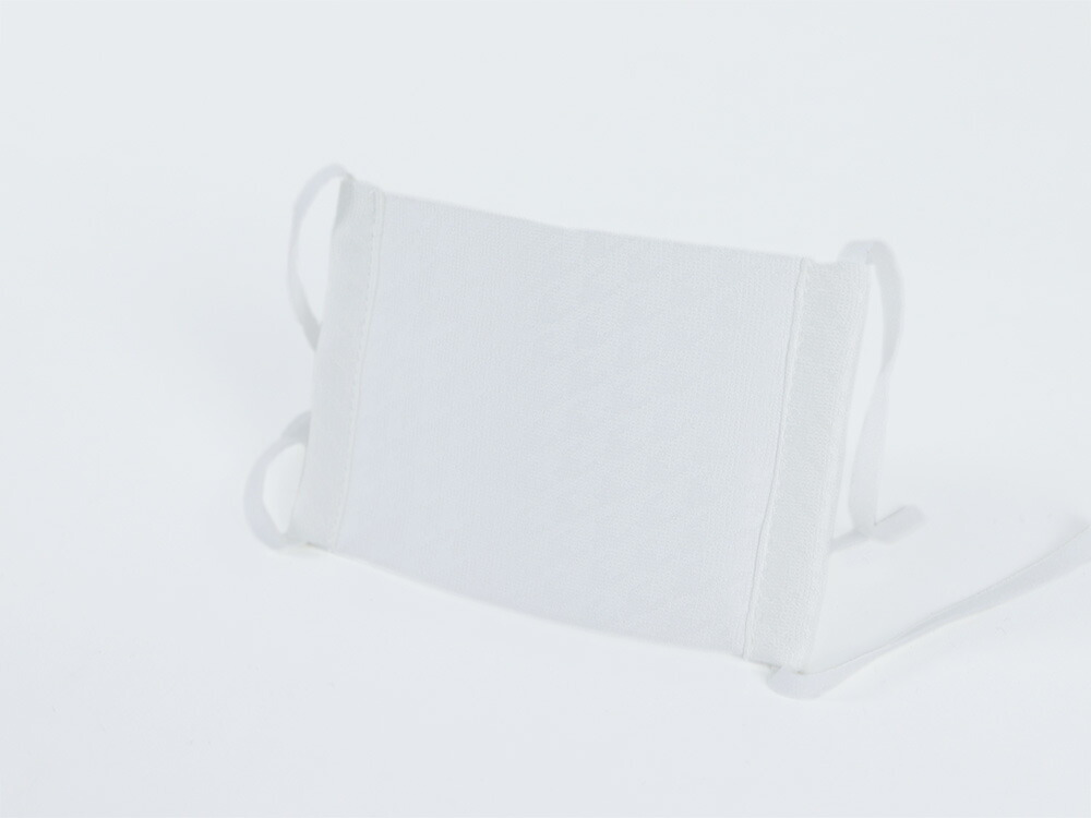 涼しいので夏にも使える子供用の洗える日本製絹マスク
