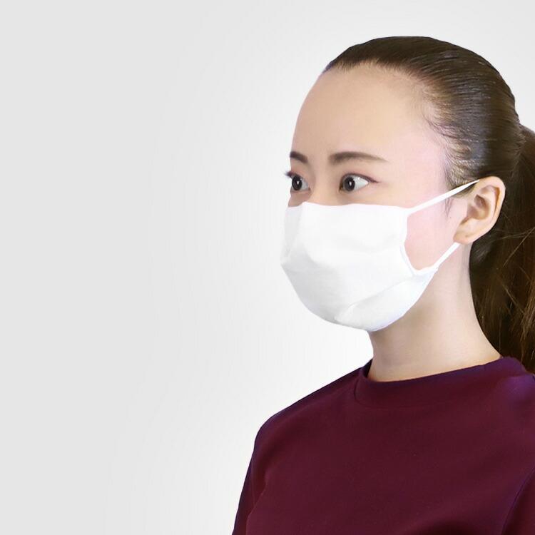 もっと涼やか絹マスクダブルワイヤー入り息苦しさを軽減してくれる夏仕様